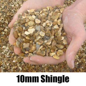 10mm shingle