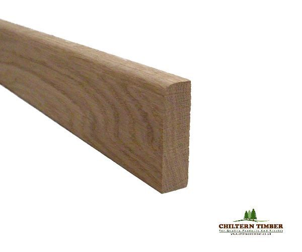 Cts Architrave American White Oak Pencil Round 20mm X
