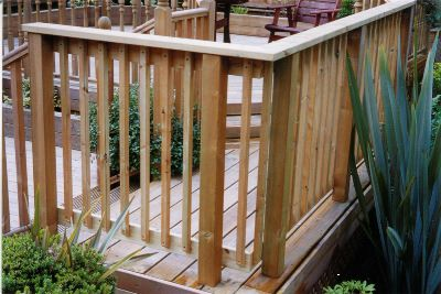 Softwood decking multi purpose board 33 x 120mm for Softwood decking boards