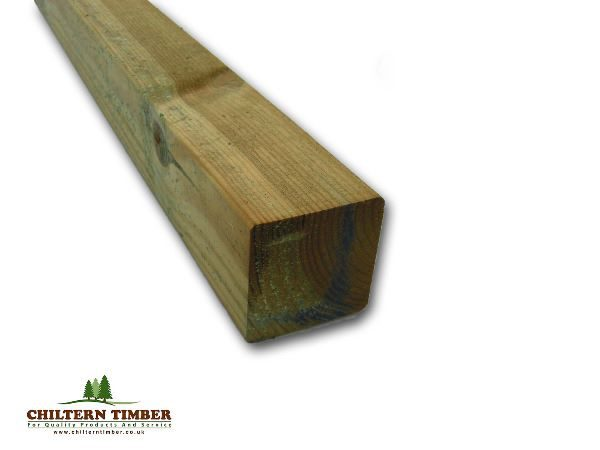 7cd721a5f30 Pressure Treated – 100 x 100mm Fence Post | Chiltern Timber