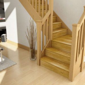 Oak Stair Klad Conversion Kit U2013 13 Step Kit