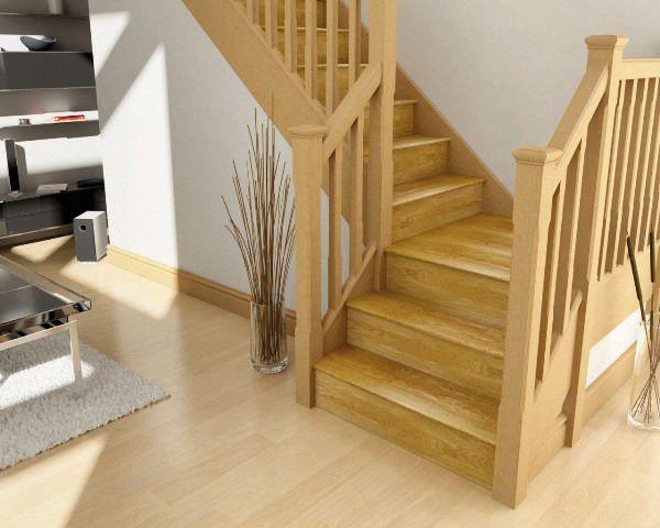 Oak Stair Klad Conversion Kit 13 Step Kit Chiltern Timber