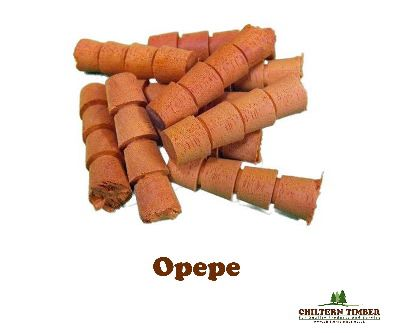 Pellets 12 7mm Taper Fit Opepe Chiltern Timber