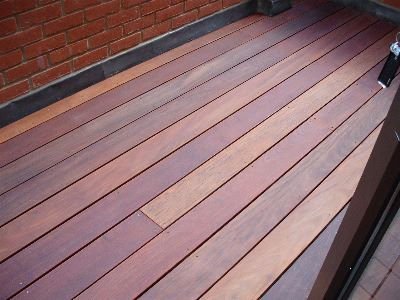 Hardwood Decking Ipe Hardwood Decking X Various Lengths
