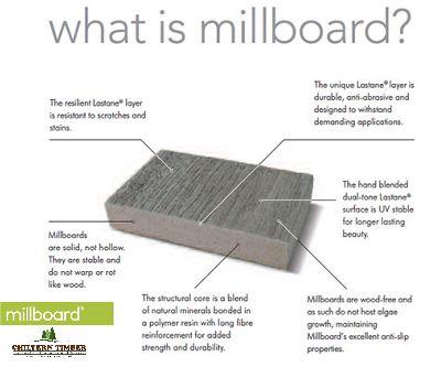 Millboard Decking Enhanced Grain Chiltern Timber