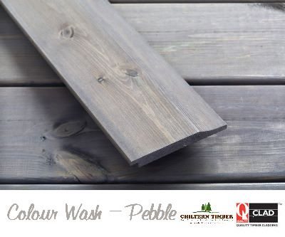 Shiplap 14 5 X 119mm Colour Wash Pebble Grey Chiltern Timber