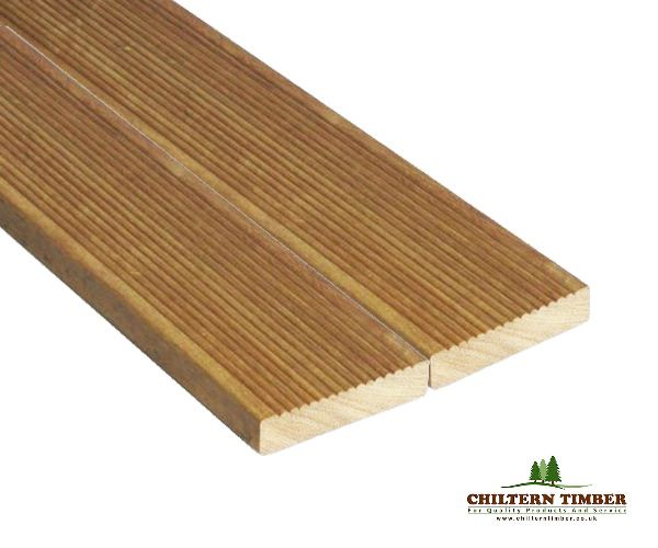 Hardwood decking balau decking 19 x 90mm x for Smooth hardwood decking boards