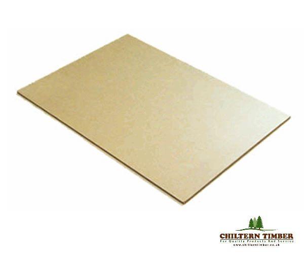Hardboard standard  mm