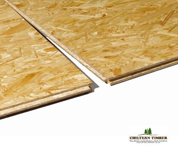 Sterling Board Osb Type 3 Tongue Amp Groove Chiltern Timber