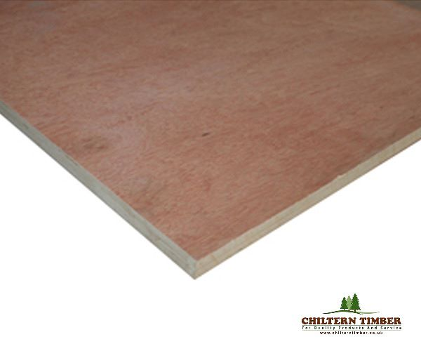 Plywood Exterior Hardwood Plywood 2440 X 1220 X 15mm Chiltern Timber