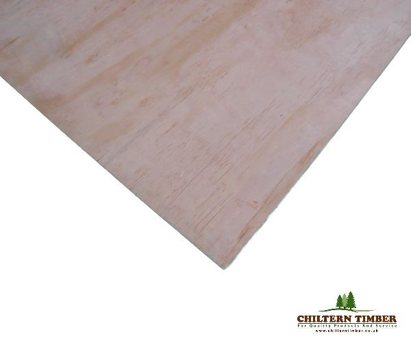 Plywood pine deck plywood ce2 2440 x 1220 x various for Plywood sheathing thickness