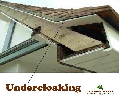 Undercloaking 150 X 1218mm Chiltern Timber
