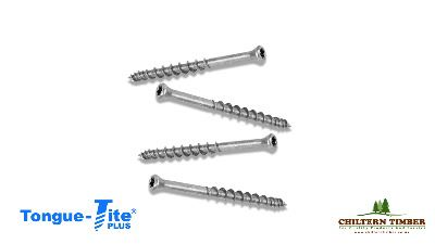 Tongue Tite Cladding Stainless Steel Screw 3 5 X 45mm Box