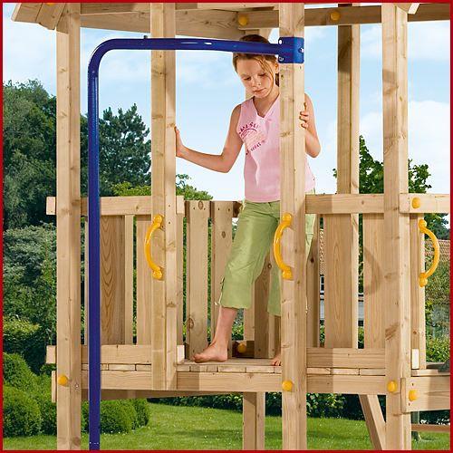 Childrens Playground Accessories Firemans Pole