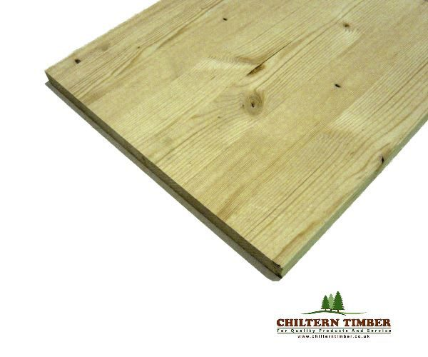 Laminated pine board mm various widths