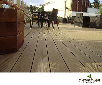 Q deck twinson composite decking aluminium starter trim for 3m composite decking boards