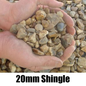 20mm shingle