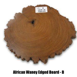 African Waney Board B