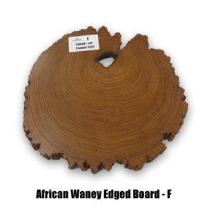African Waney Board F
