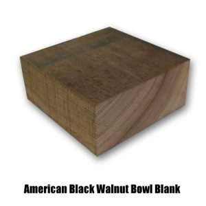 American Black Walnut Bowl Blank