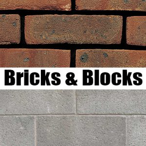 Bricks & Blocks Suppliers