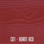 Cedral C61 Burnt Red