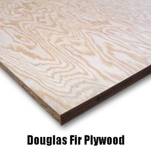Douglas Fir Plywood