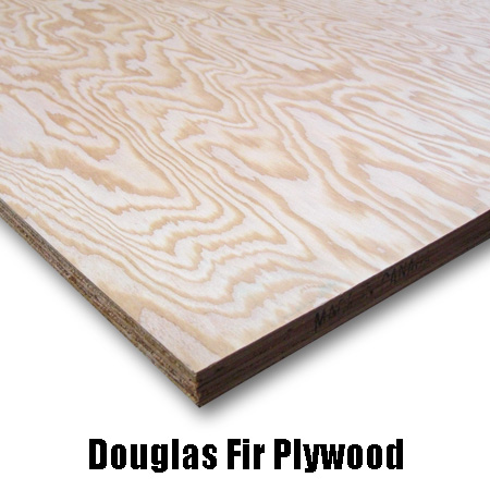 Douglas Fir Plywood