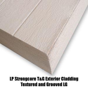 LP Strongcore Exterior Cladding