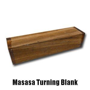 Masasa Turning Blank