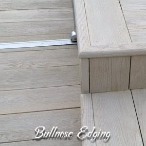 Millboard Bullnose edging