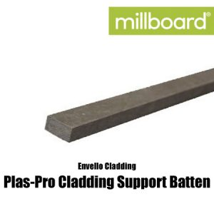 Millboard Cladding Plas-pro support batten