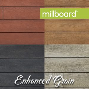 Millboard Enhanced Grain