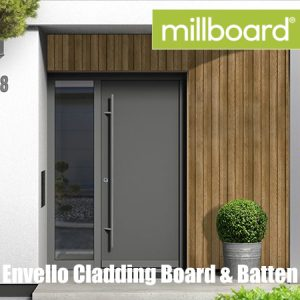 Millboard Envello Cladding Board & Batten