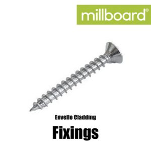 Millboard Envello Cladding Fixings