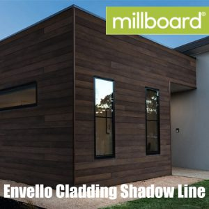 Millboard Envello Cladding Shadow Line