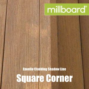 Millboard Envello Cladding Square Corner