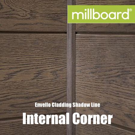 Millboard Envello Shadow Line Internal Corner