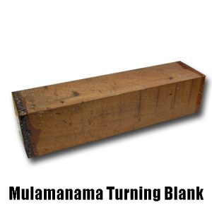 Mulamanama Turning Blank