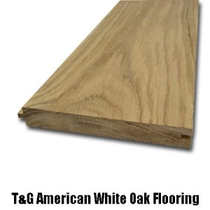 Oak T&G flooring1