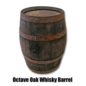 Octave Oak Whisky Barrel