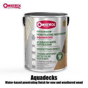 Owatrol Aquadecks