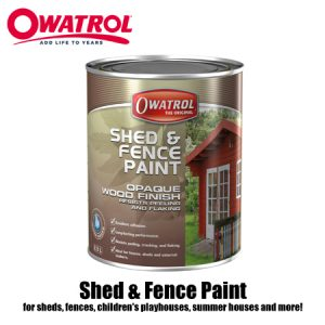 Owatrol Shed & Fence Paint