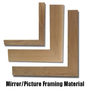 Picture / Mirror Framing Material