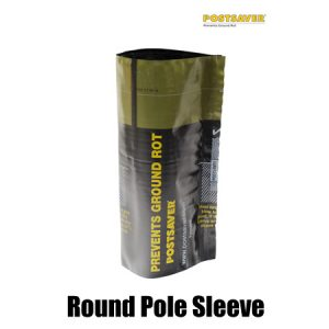 Postsaver Round Pole Sleeve