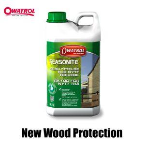 Seasonite New Wood Protection