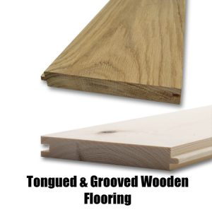 Tongue & Grooved Solid Wood Flooring (Unfinished) Suppliers