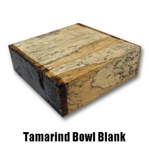 Tamarind bowl blank