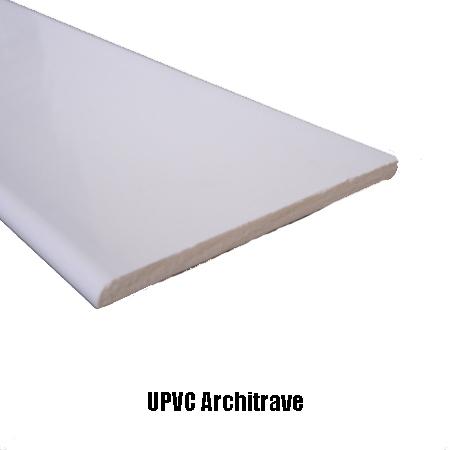 Upvc architrave