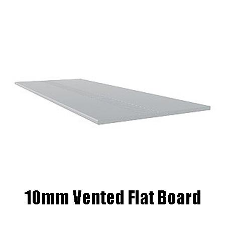 Vented Flat Board